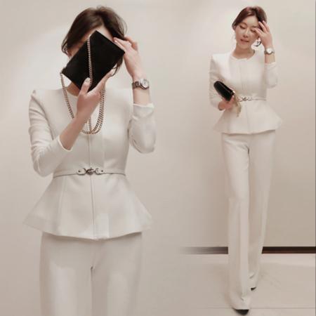 时尚职业女套装